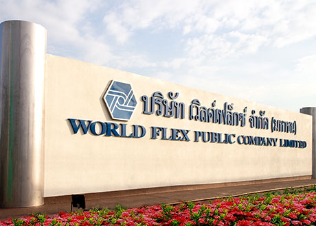 ::World Flex::Rubber Thread